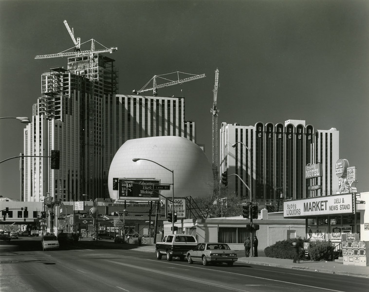 The Silver  legacy Under Construction