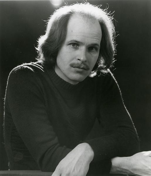 Self Portrait in mid Seventies