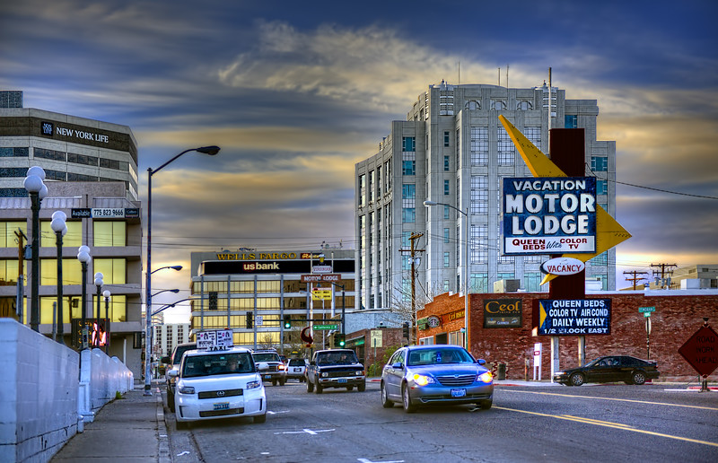 Vacation Motor Lodge