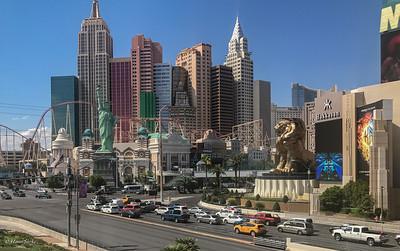 View of New York-New York Hotel & Casino