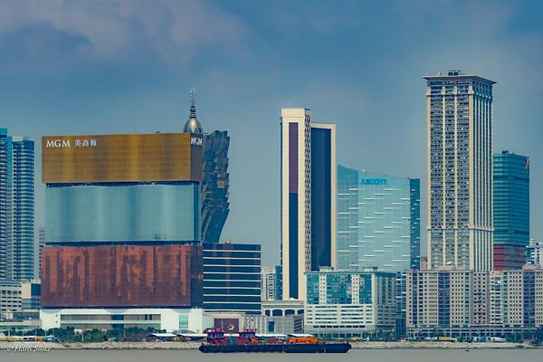 The MGM Macau