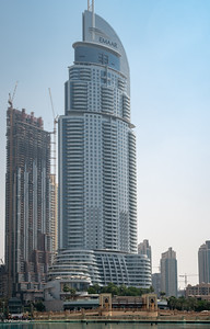 Boulevard Plaza Tower 1