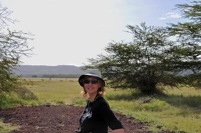At Lake Manyara