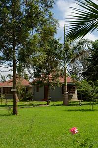 First night in Tanzania at Iboru Safari Lodge