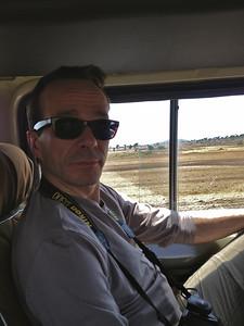 On our way to Lake Manyara