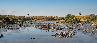 Overview of Great Ruaha River