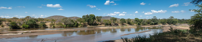 Pano of the Great Ruaha River