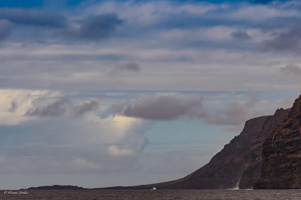 Double horizon