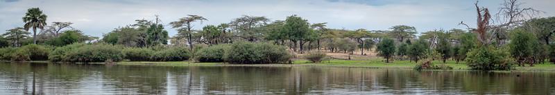 Shore of Lake Manze