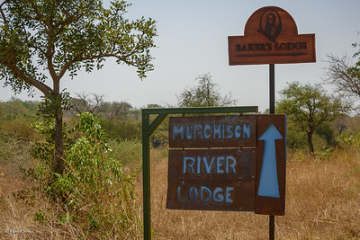 Murchison River lodge, our next stop for 2 nights