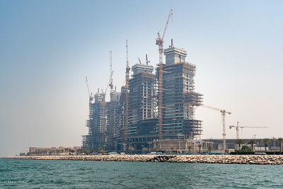 The Royal Atlantis Resort & Residences — scheduled to open late next year — features 231 apartments ranging in size from 133m2 to a staggering 1588m2. Prices start from Dh6.99 million. (A hotel component on the west side will see a further 795 guest rooms.)