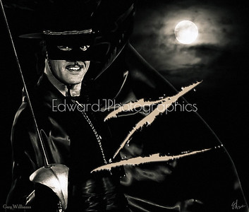 Guy Williams Tribute - Disney's Zorro