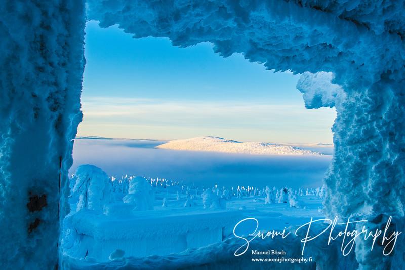 Amazing view - Winter Wonderland - Levi Lapland