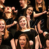 <b>The best medicine A Little Bit of Everything concert—8 March 2012</b>  Our high school boasts a strong Choir program, including several levels of instruction, as well as extracurricular audition-only ensembles. The director and his students work hard and have a great time; and they make concerts lots of fun for the audience, too. Here's one of the lighter numbers.