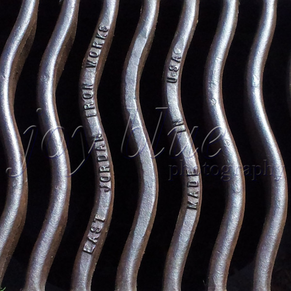 "<b>""Beware of the person who can't be bothered by details."" —William Feather Great grate —8 July 2012</b>  I'll admit that the sewer is an unconventional place to look for beauty. Attention to such details has played a huge role throughout my life—in my favorite pastimes, studies, and work. Sometimes, it's overwhelming; mostly, it makes life richer."