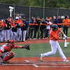 <b>Hit it! Illini Baseball vs. Ohio State—21 April 2012</b>  It's not my favorite spectator sport (brownie points to those who know what <i>is</i>); but, I do generally enjoy baseball more than football. Monday night's NFL sub ref fiasco inspired me to visit these images.