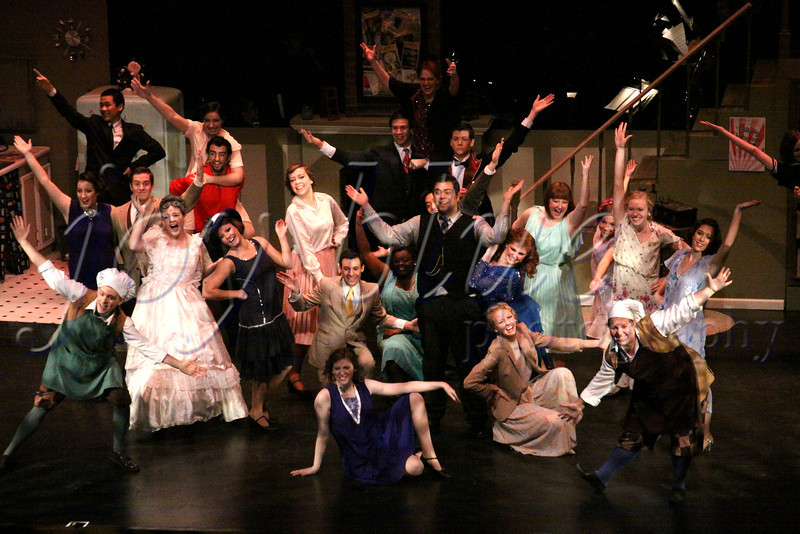 "<b>New kids in town Illini Student Musicals' ""The Drowsy Chaperone""—10 November 2012</b>  NOS and friends founded their own musical theatre company. Their inaugural production this past weekend was a great success. To learn more: www.IlliniStudentMusicals.org."