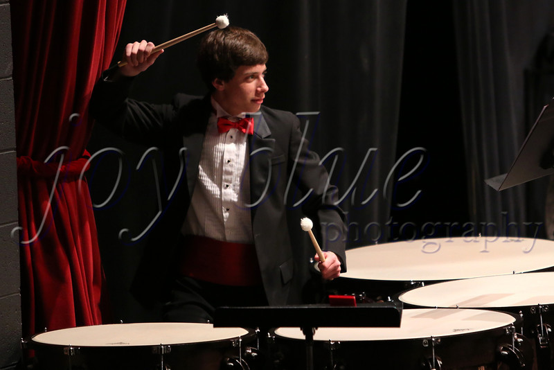 <b>A moment of levity Palatine High School Bands concert—8 May 2013</b>  NTS takes his music seriously, which his directors notice and appreciate. Every once in a while, though, there's an opportunity for a lighter moment—maybe even for a little silliness. One such moment arose during the percussion ensemble portion of this recent concert.