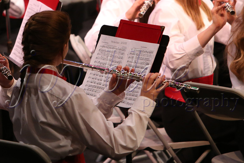 <b>Looking over your shoulder  Palatine High School Bands concert—8 May 2013</b>  Tonight marks the first concert of the new school year. It's also the first with a new director, and the first of Number Two Son's senior year. I'm ready to be entertained. [This shot is from last school year's <i>last</i> concert.]