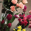 <b>Bright spot  Birthday flowers—11 February 2014</b>  Having a February birthday in the Midwest can be a real drag. But, Kelley, Melissa, and Mom made it brighter by bringing/sending flowers for my special day. Thanks, ladies! Today (2/19) is Tom's birthday. He may not get flowers; but, feel free to give him a birthday shout-out.