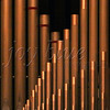 <b>Those are some pipes! School of Music commencement—18 May 2014</b>  While lighting and distance weren't on my side, I think this segment of the Casavant concert organ at UIUC's Smith Memorial Hall is worth sharing. What better venue could there be?
