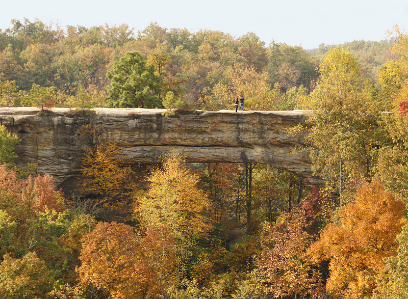 Natural Bridge State Park 001<br /> <br /> While in Kentucky we stopped at Natural Bridge State Park.