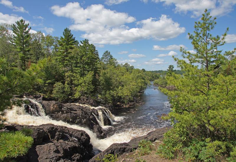 Kawishiwi Falls, Ely Minnesota