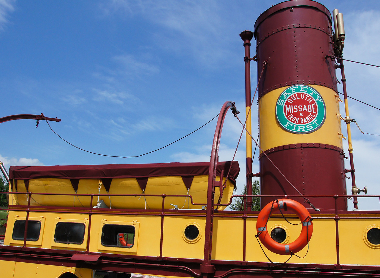 Edna G. Steam Powered Tug Boat 003<br /> <br /> The Edna G. is 110 foot long and 23 feet wide.