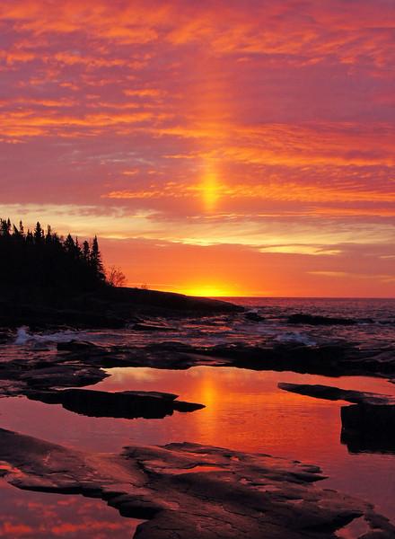 Grand Marias Sunrise 002