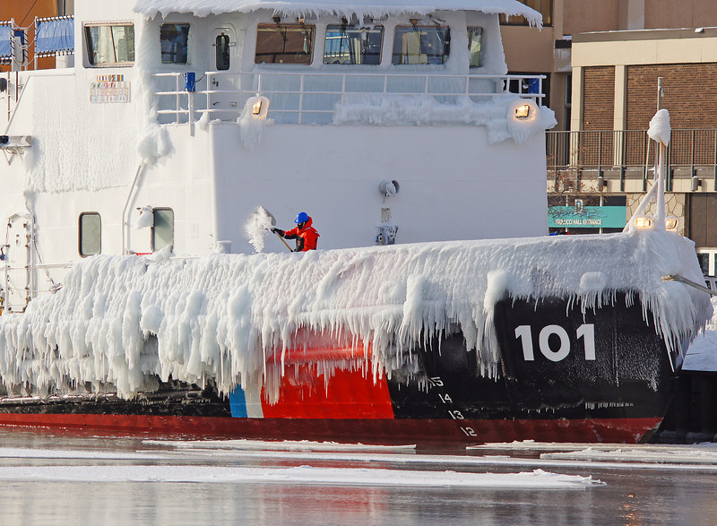 Coast Guard Cutter Katmai Bay