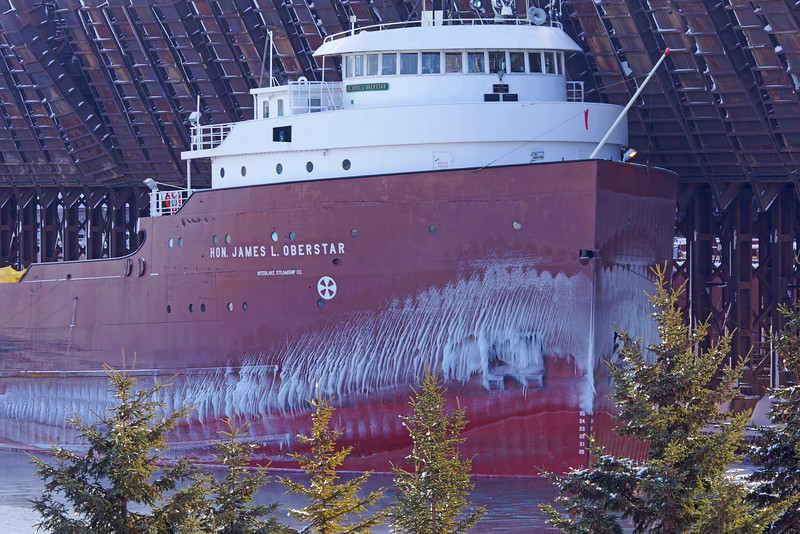 The James L  Oberstar