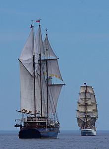 July Tall Ships