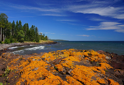 August Lake Superior Shoreline 2