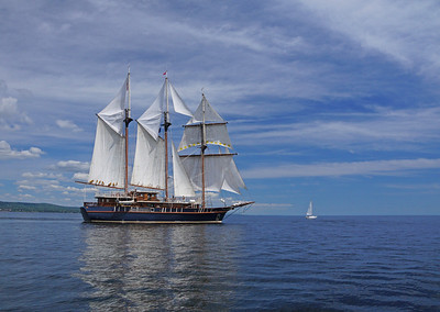 July Tall Ships Peacemaker