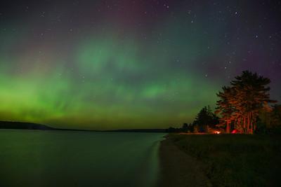 9 September Aurora  Borealis