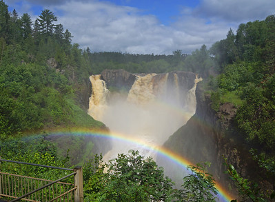 July High Falls Grand Portage State Park 001