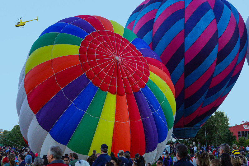 Duluth Hot Air Balloon Festival 002