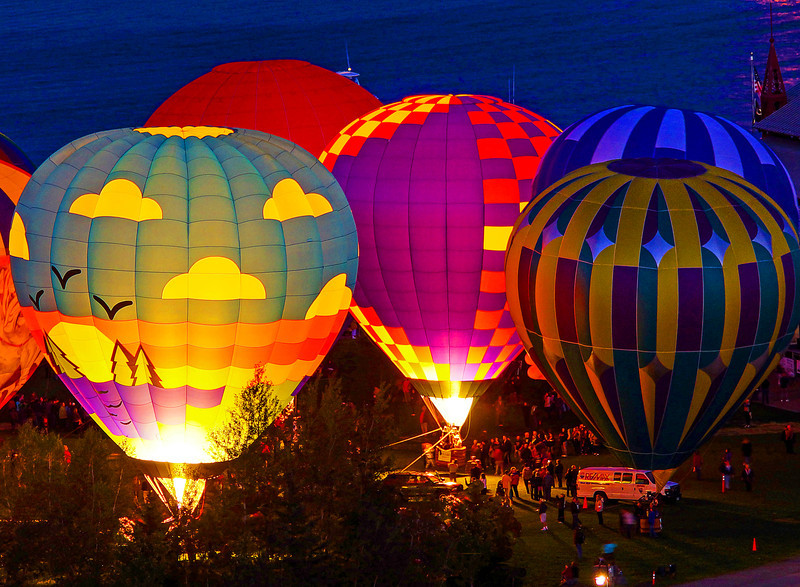 Duluth Hot Air Balloon Festival 009