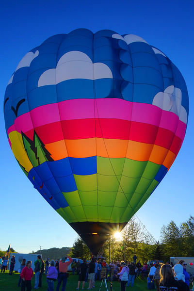 Duluth Hot Air Balloon Festival 004
