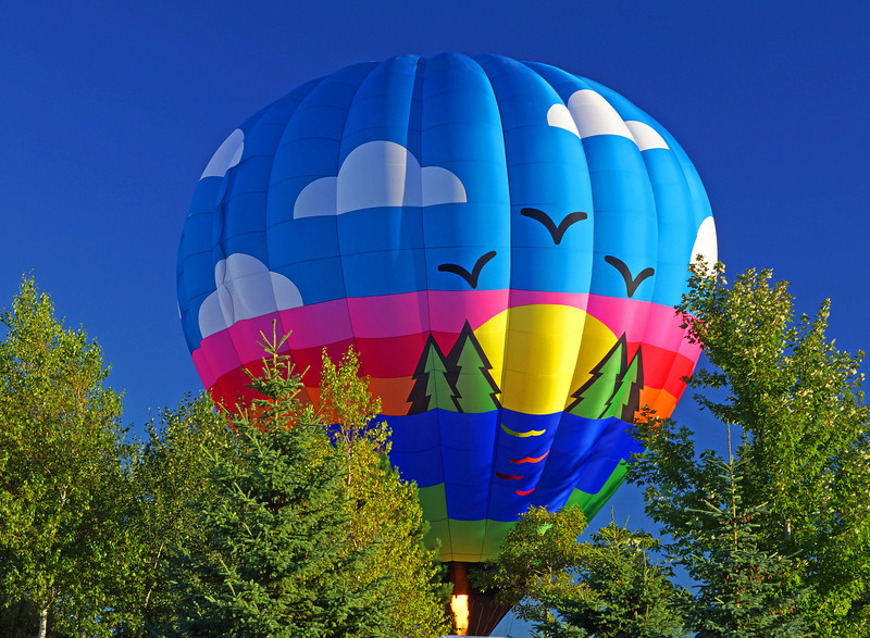 Duluth Hot Air Balloon Festival 006