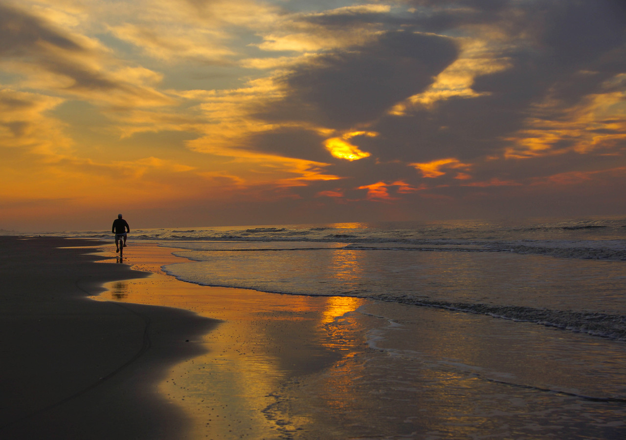 Folly Beach Sunrise 005