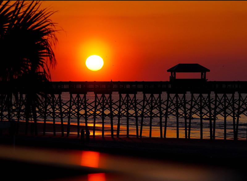 Folly Beach Sunrise 004