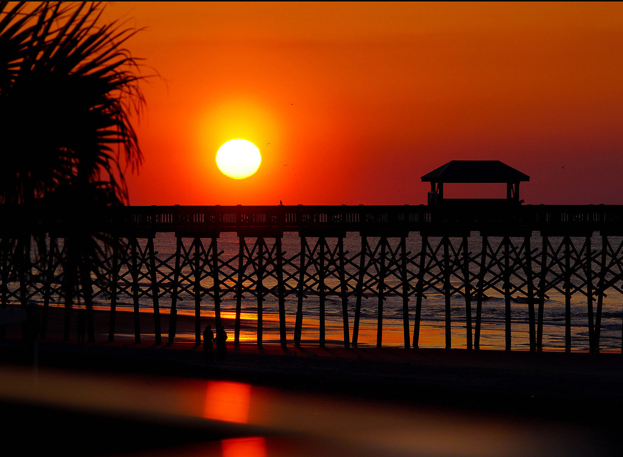 Folly Beach Sunrise 004