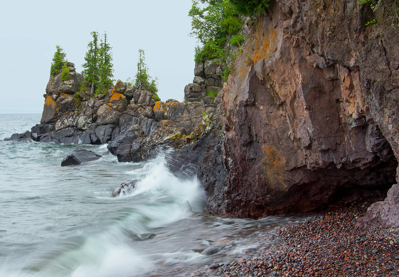 Lake Superior Shoreline 002