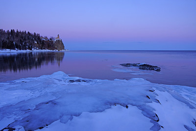 Split Rock Reflections