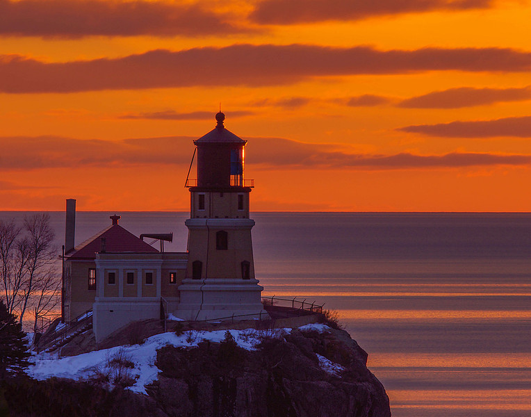 Split Rock Sunrise 002