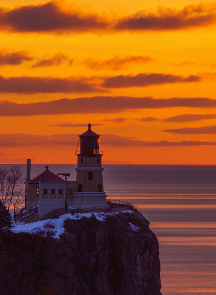 Split Rock Sunrise 001