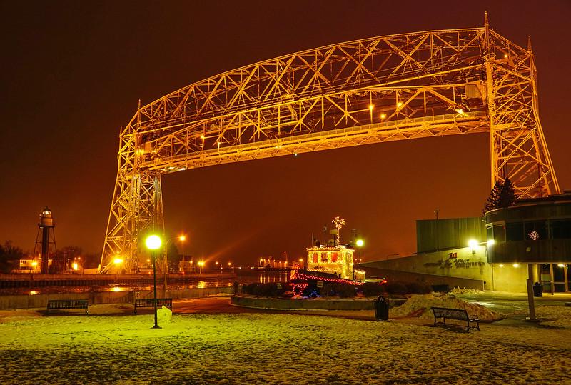 Duluth Lift Bridge 001