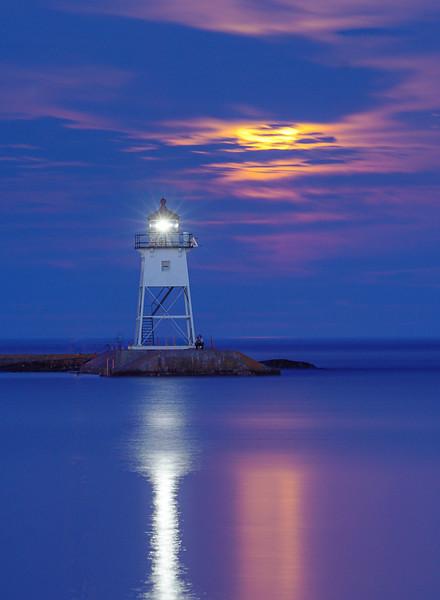 Fishermen's Picnic Moonrise