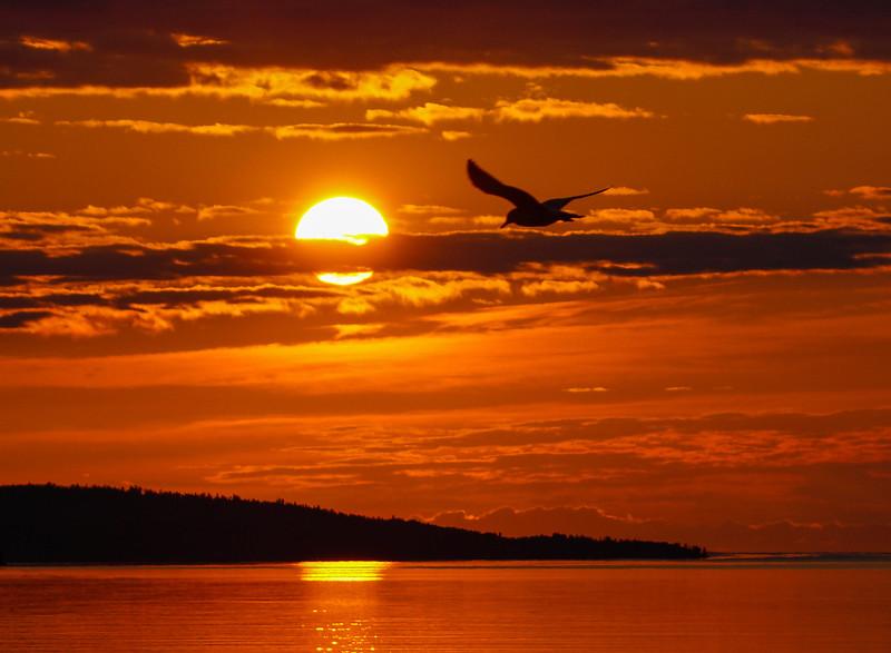Grand Marais Sunrise 002